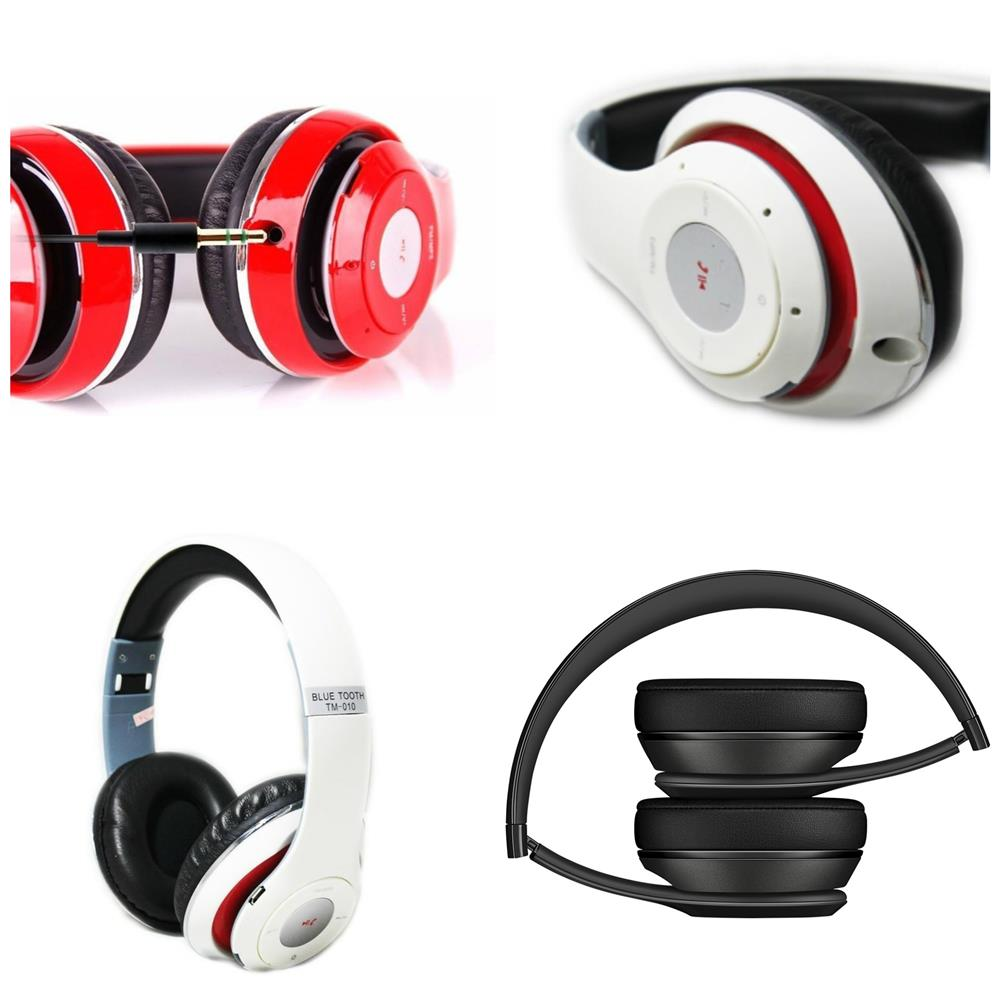 Stereo/MP3/Headset/Earphone/Headphones Bluetooth SD Card Slots/Aux