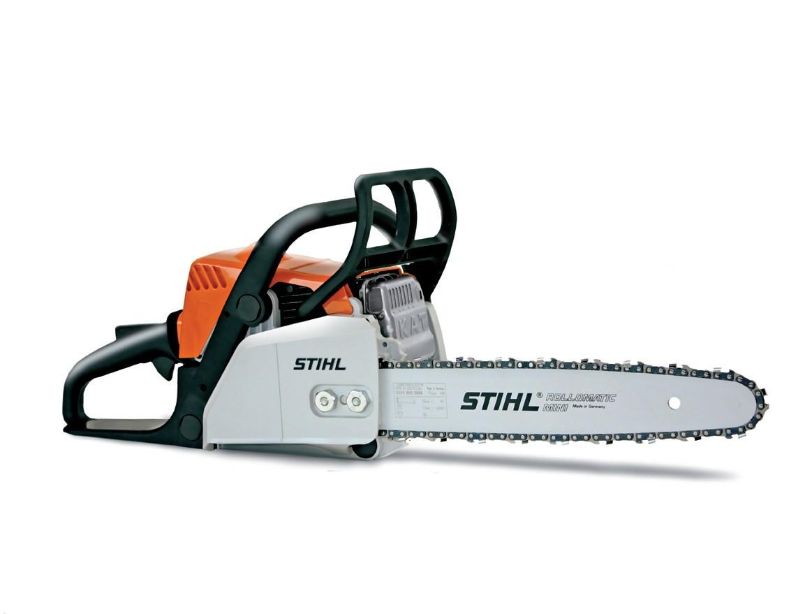 Stihl MS180 Homeowner Chainsaw Review - Blower - HD Wallpapers