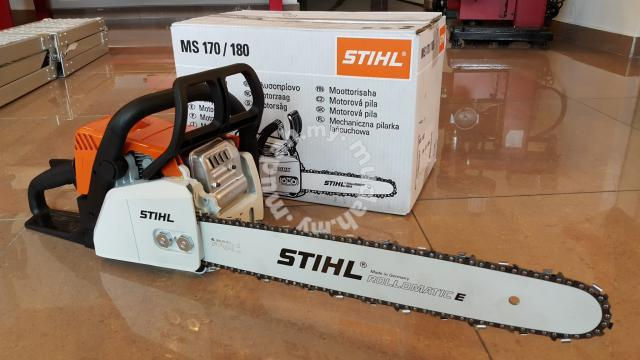 stihl ms180 18 39 chain saw id end 6 11 2016 10 15 am myt. Black Bedroom Furniture Sets. Home Design Ideas