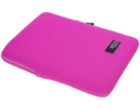 "STM GLOVE MACBOOKPRO 15"" LAPTOP SLEEVE - MAGENTA"