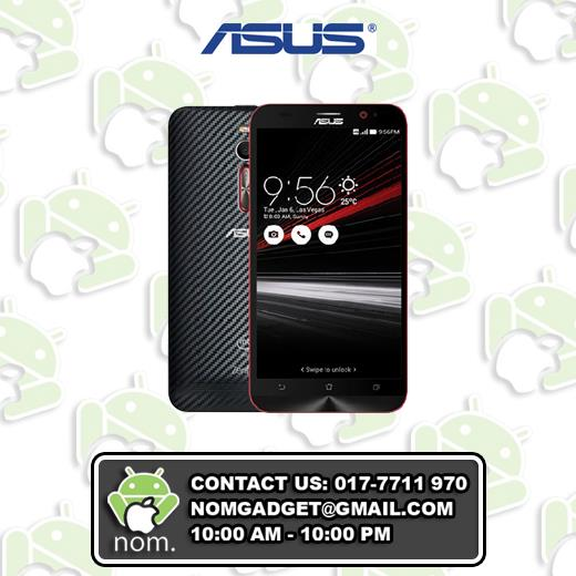 [STOCK CLEARANCE] Asus Zenfone 2 Deluxe Special Edition 128GB/4GB RAM