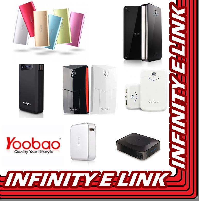 STOCK CLEARANCE PROMOTION !!!! YOOBAO POWER BANK~~!! ALL POWER BANKS