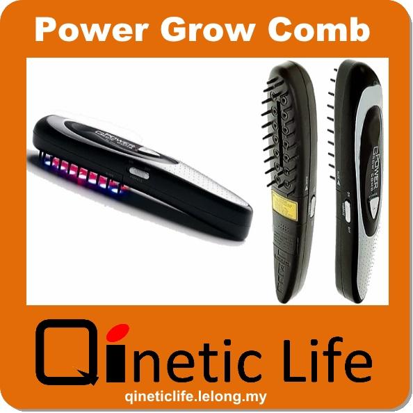 power grow comb how to use