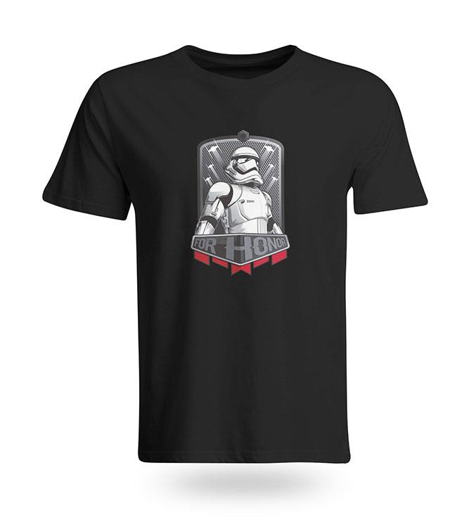 Storm Trooper Honor T Shirt End 11 23 2017 11 27 Pm Myt