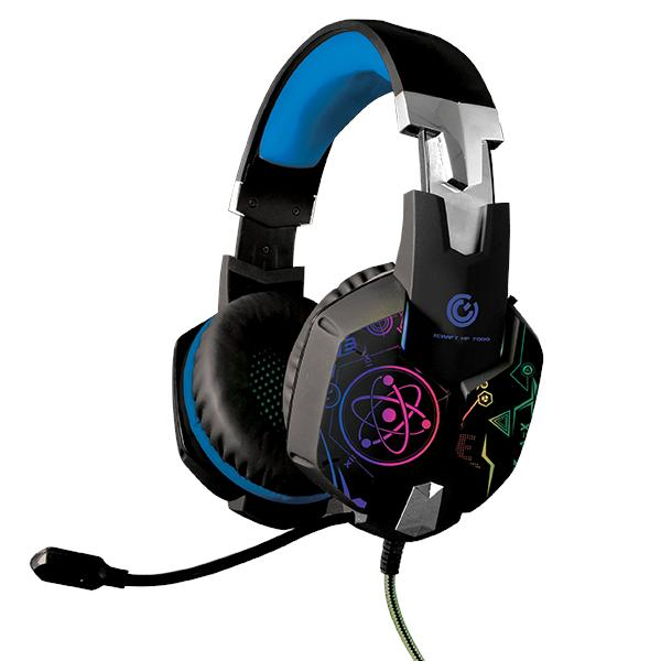 STR SONIC GEAR HEADSET WIRED 2.1 GAMING X-CRAFT HP7000