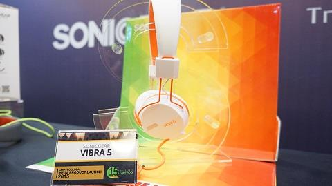 STR SONIC GEAR HEADSET WIRED VIBRA 5