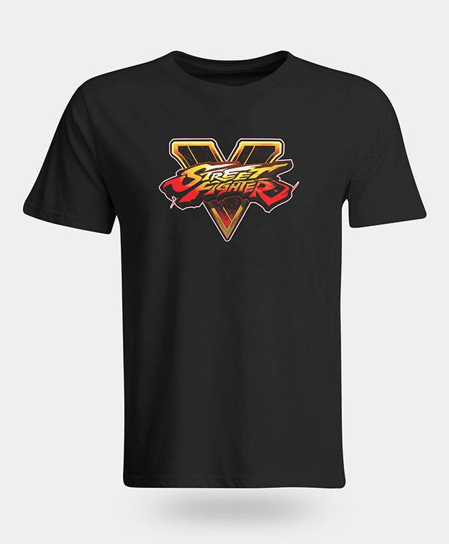 Street Fighter Emblem T-Shirt