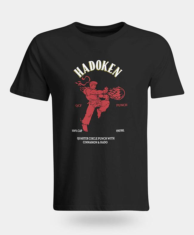 Street Fighter RYO Hadoken T-Shirt