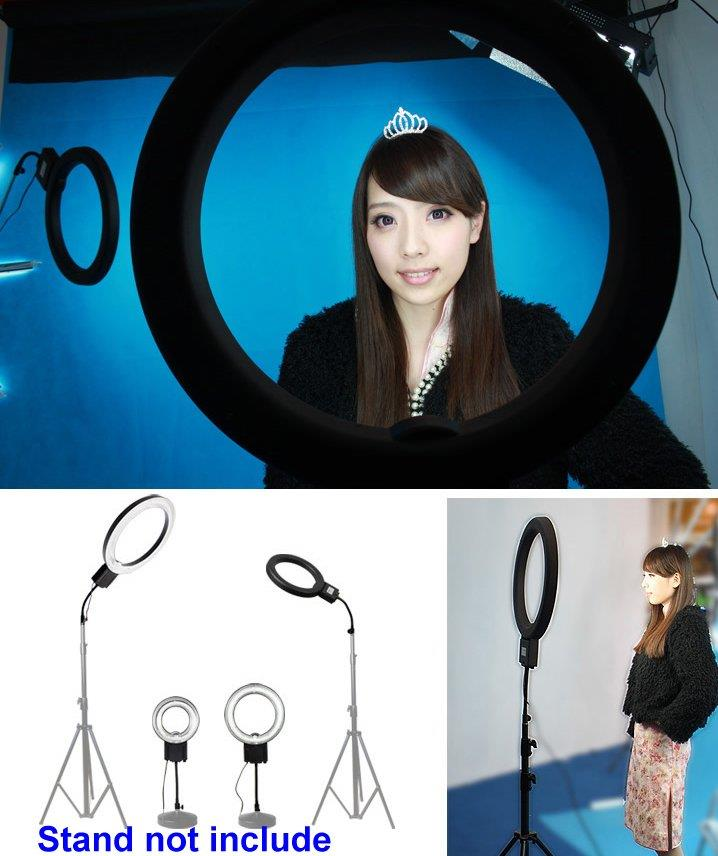 Studio Potrait Ring Light 65W 5400K NG-65C Photography Light