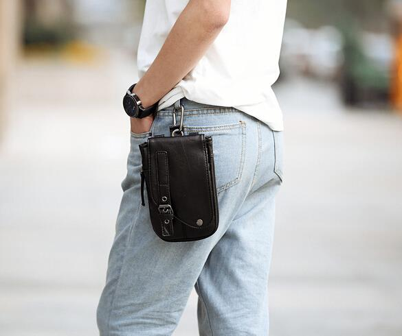 The new stylish summer men waist bag