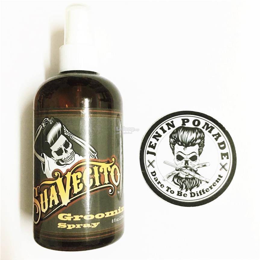 Suavecito Grooming Spray 8oz