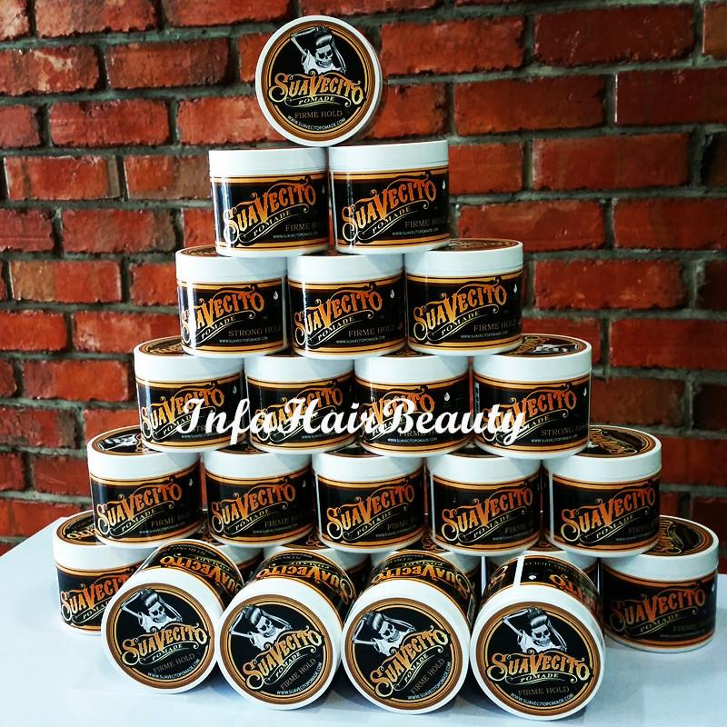 Suavecito Pomade (Firm/Strong Hold)