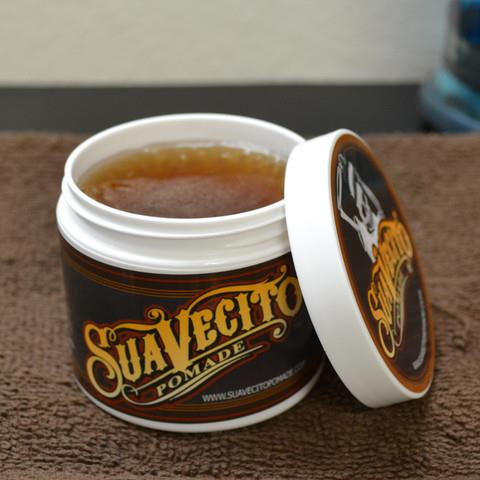 Suavecito Pomade Normal/Strong Hold 4oz For Men's Hair