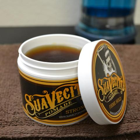 Suavecito Pomade Strong / Firme Hold