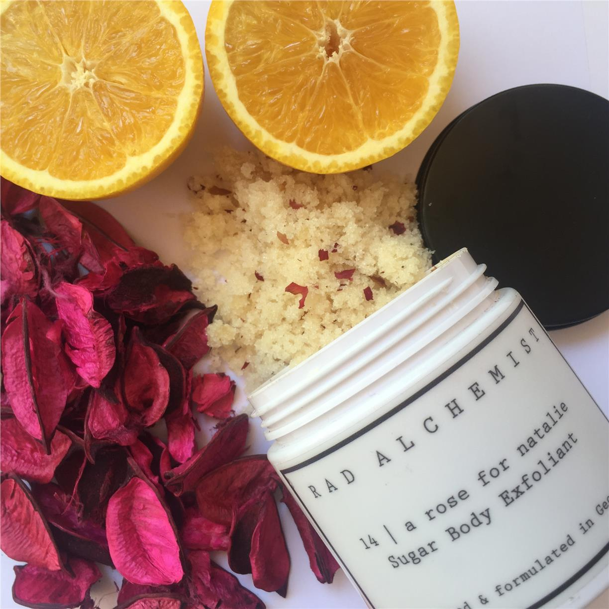 Sugar Body Scrub: 14 | A Rose For Natalie