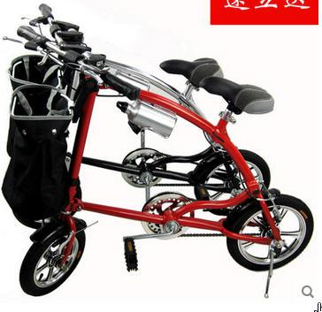 Sulidao folding bike / 14� inches bike / easy carry
