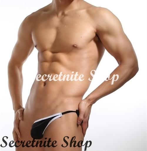Sun @ Sexy Men G-string One Side Half Thong MG-72-73-74-75-76
