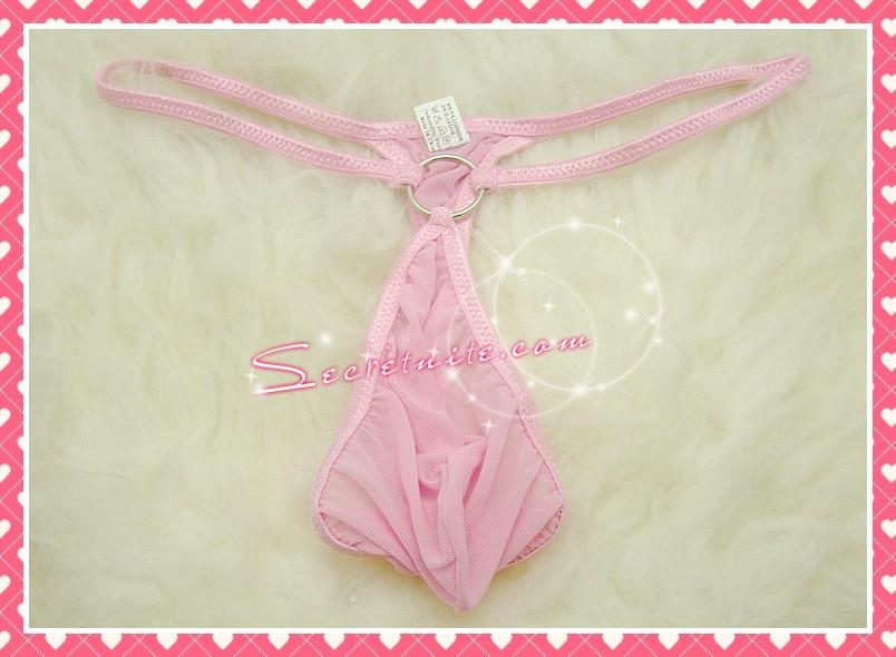 Sun @ Sexy Pink Man G-string MG-03
