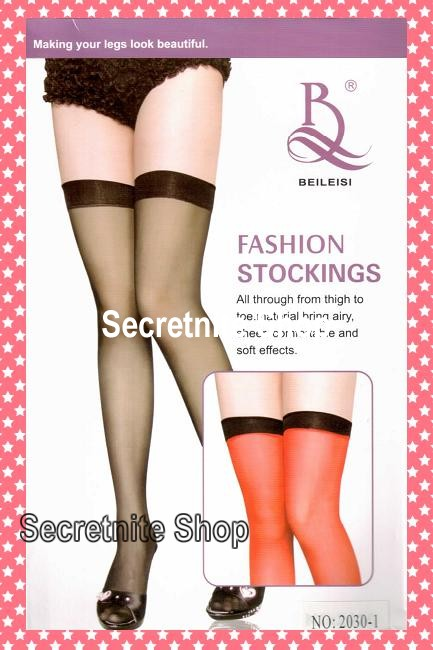 Sun@ Sexy Red Fashion Stocking ST-04 (Red)