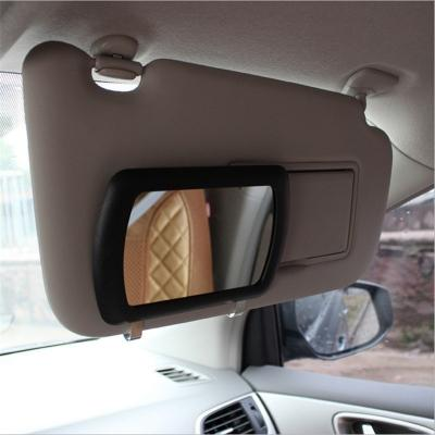 Sun visor mirror Large Car Makeup Sun-Shading Mirror