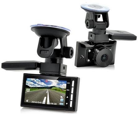 Super Car Camera With Dual Memory Card Slots +...(WCR-22B)▼