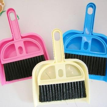 Super Cute Small Broom with Dustpan Set