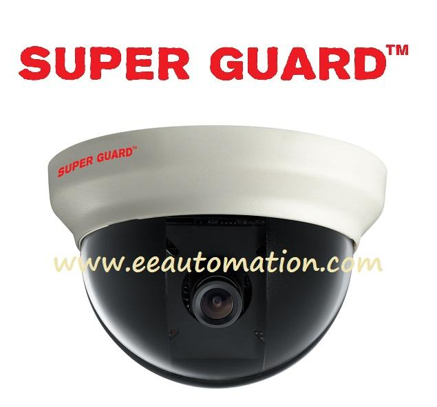 Super Guard 1/3' Color CCTV Dome Camera (Sony CCD & Chipset)