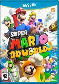 Super Mario 3D World (Wii U, US) Ready Stock - For Game