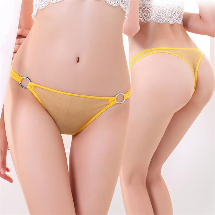 Super Sexy Transparent Gauze Underwear
