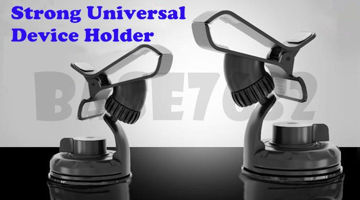 Super Strong Universal Device Car Mobile Phone Holder Clip