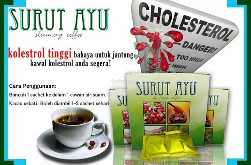 SURUT AYU SLIMMING COFFEE (end 2/21/2018 11:15 PM - MYT )