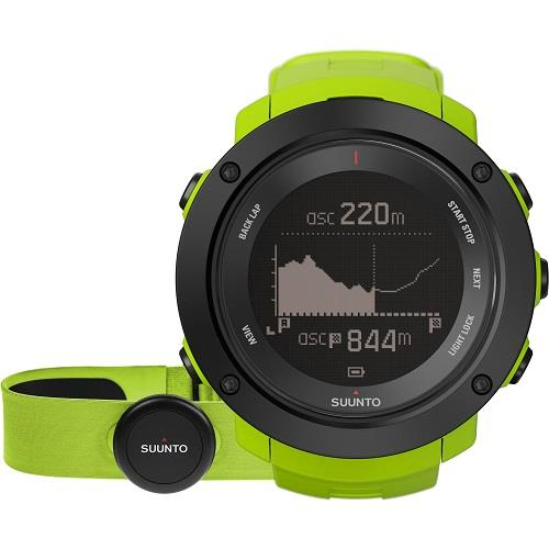 SUUNTO Ambit 3 Vertical Lime HR Outdoor Multi-Sports SS021970000