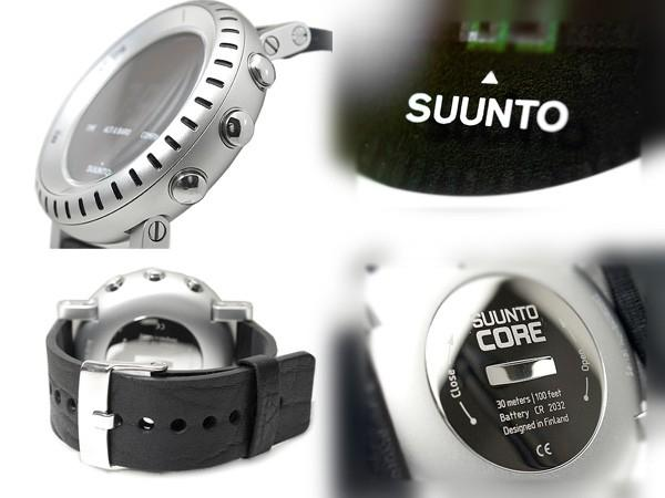 Amazoncom SUUNTO Core Crush Blue One Size Sports amp Outdoors