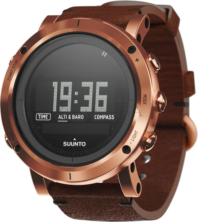 Suunto Essential Copper MultiFunction Sport Watch SS021213000