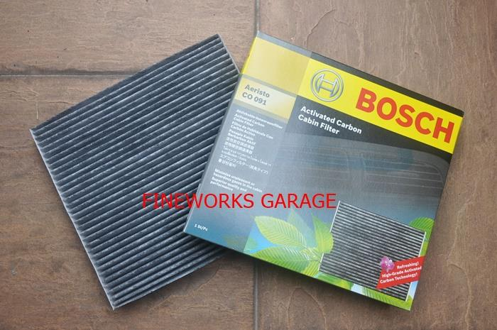 SUZUKI ALTO ACTIVATED CARBON CABIN FILTER (BOSCH)