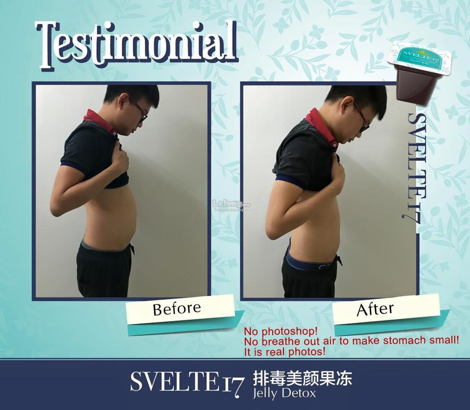 Svelte 17 Detox And Slimming Jelly
