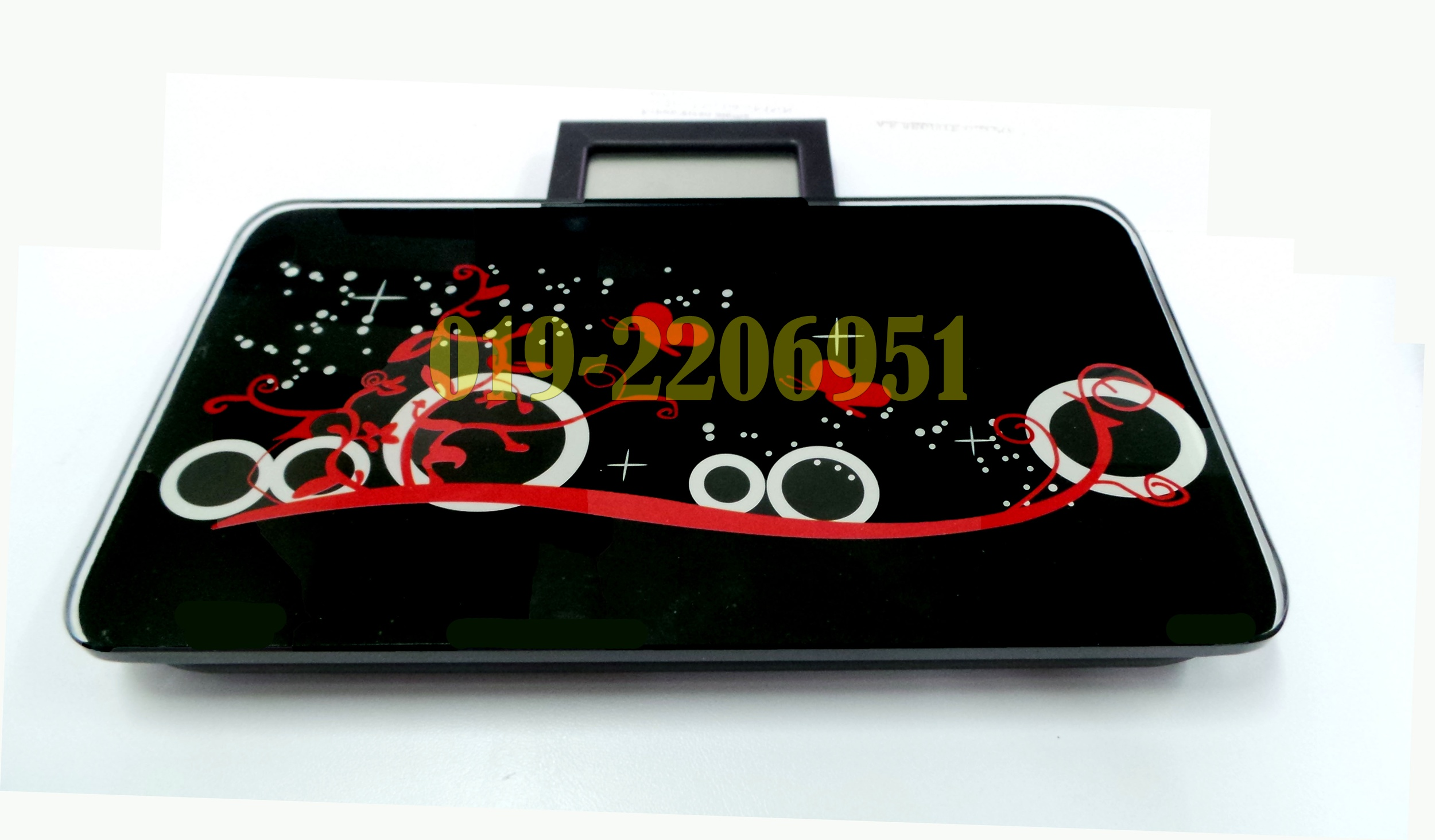 Swan Weight Scale Black