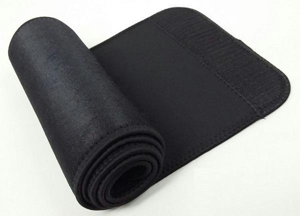 Sweat Plus Waist Trimmer Belt with Velcro Strap