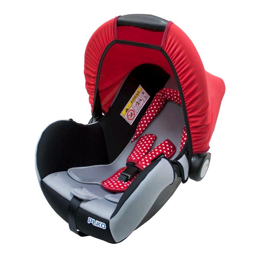 Sweet Cherry LB321 Fiji Infant Carseat Black/Red