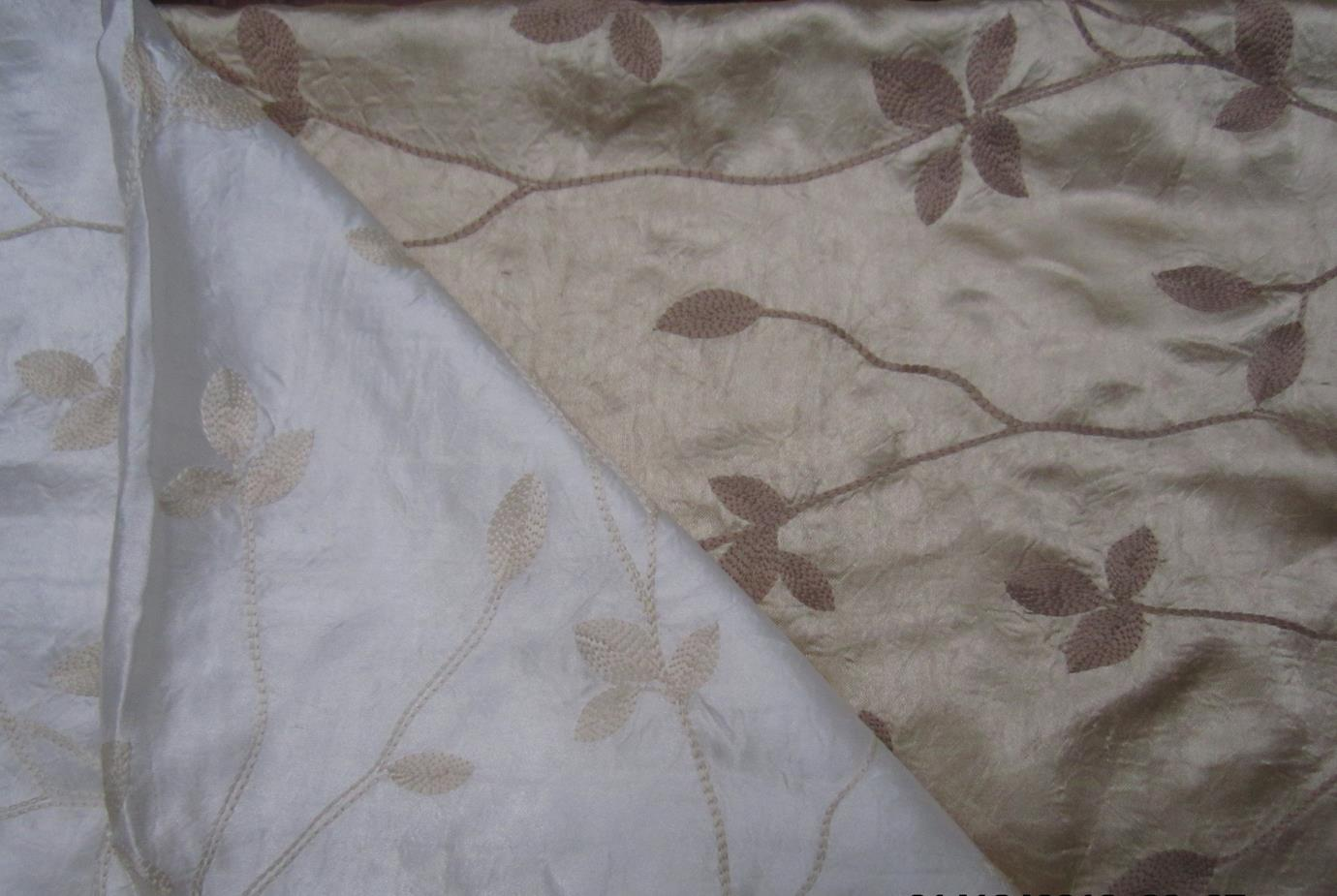 Sweet XL-8068 Glossy lace curtains 8 ft FP