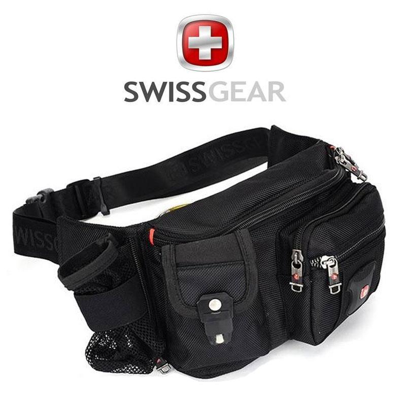 Swiss Gear Waist Bag Pouch Sling Bag Messenger Backpack - SwissGear