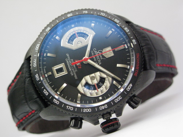 Часы tag heuer grand carrera calibre 17 кварц