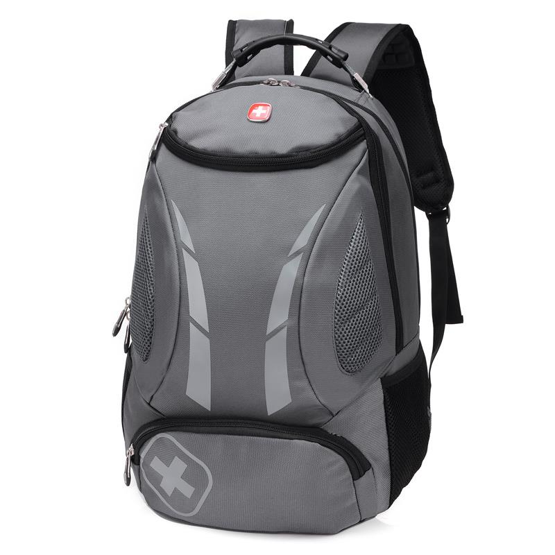 Swiss Gear Laptop Backpack Black MalaysiaMY Online Travel & Luggage