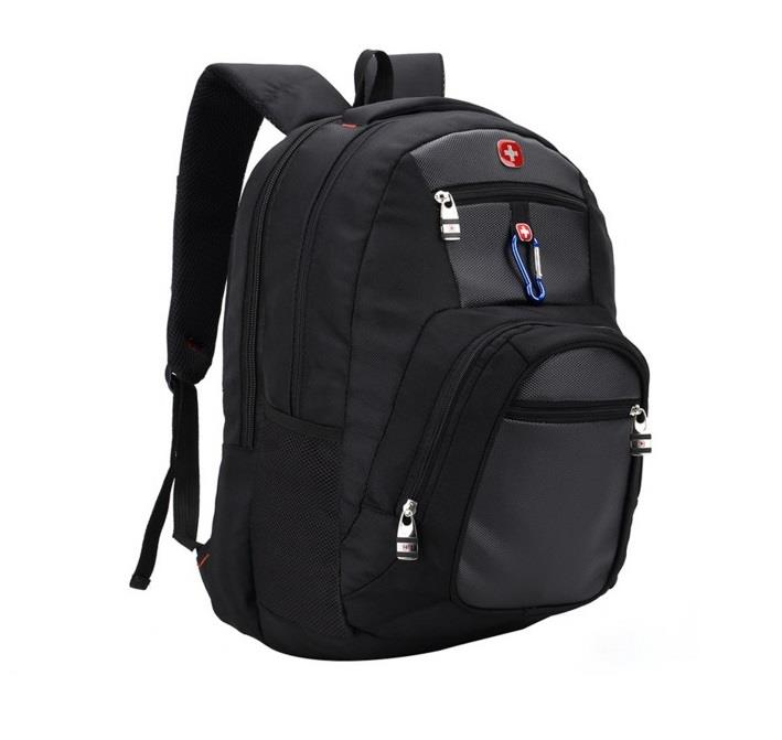 SwissGear ScanSmart Laptop Backpack With Socket Travel School Backpack