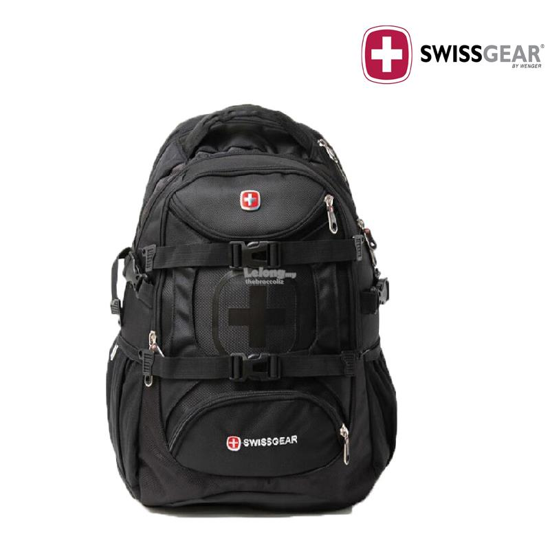 [Swissgear] Solid 30L Business Laptop Table Computer Backpack