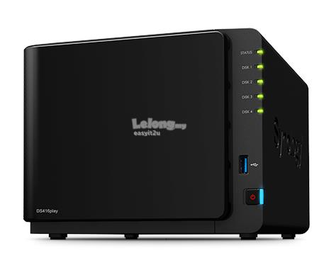 SYNOLOGY DISKSTATION DS416PLAY 4-BAY NAS SERVER