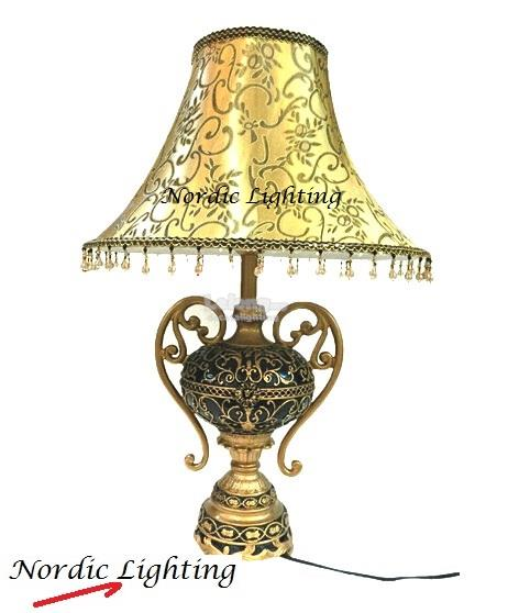 TABLE LAMP (OLY-Y018-B/L)