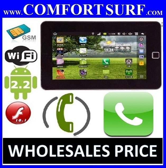 TABULUS PHONE SMS TABLET PC SIMCARD PHONE CALL/SMS