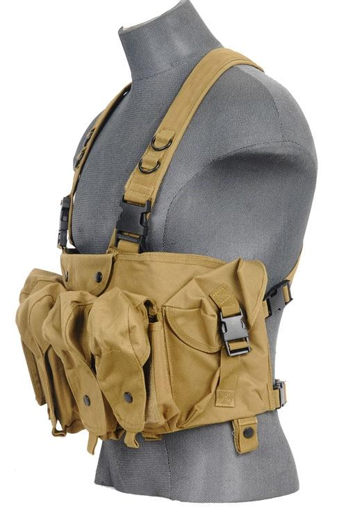 TACTICAL HARNESS (DESERT)
