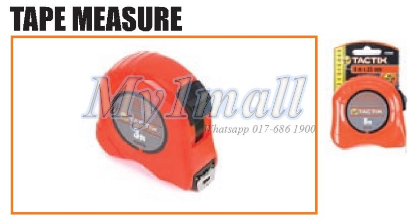 "TACTIX 235285 TAPE MEASURE 5.0m(16')x19mm(3/4"")"